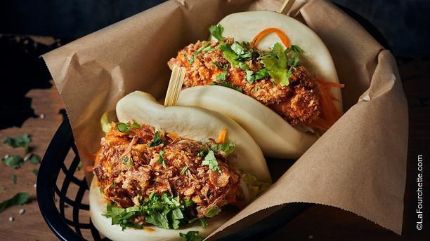 Haha - Asian Street Food Plat 1