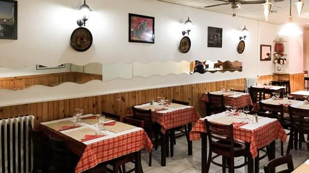 La Mariposa Salle de Restaurant