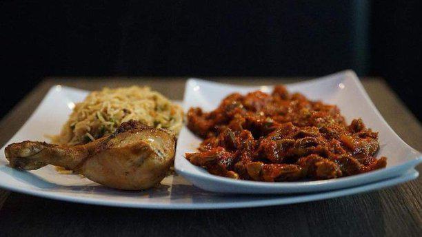Cafe Restaurant D'Afrique Foto4