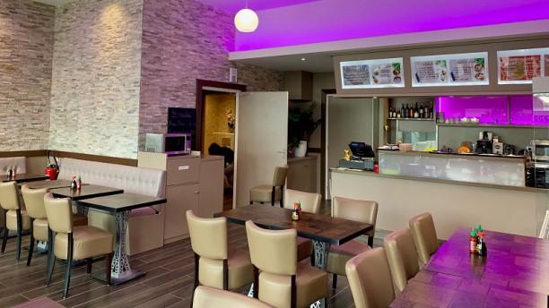 Asian Moon Salle du restaurant