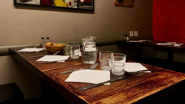 Papito Salle du restaurant