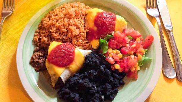 Mexicano Hot Cactus Cafè Suggerimento dello chef