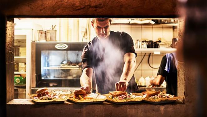 Chef - Texas Longhorn Hornsbergs Strand, Stockholm