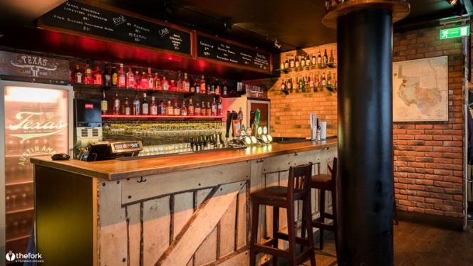 Rum - Texas Longhorn Hornsbergs Strand, Stockholm
