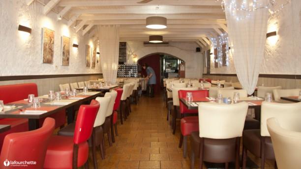 La Manne Salle du restaurant