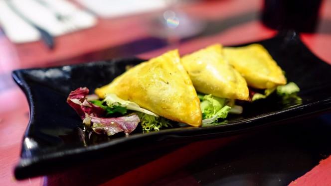 Sugerencia de plato - Patas de Gallo, Sevilla