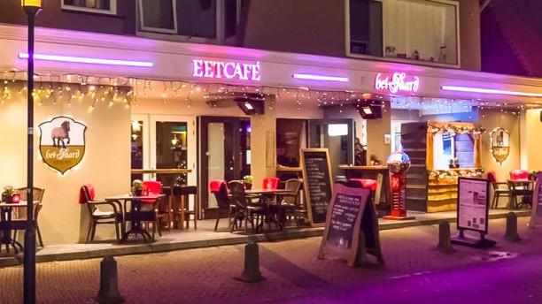 Eetcafé het Paard Ingang