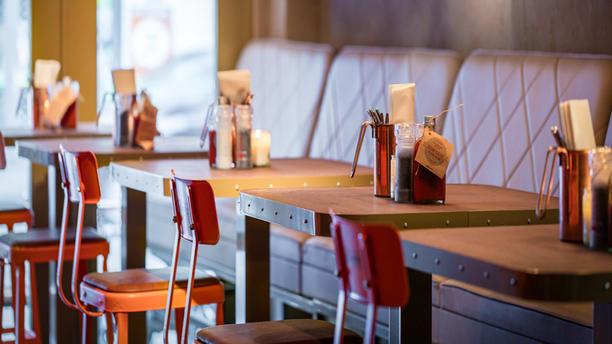 SNCKBR Restaurant
