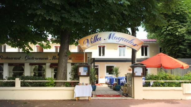 Villa Mogador Entrée