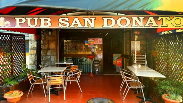 Bar Pub San Donato Esterno