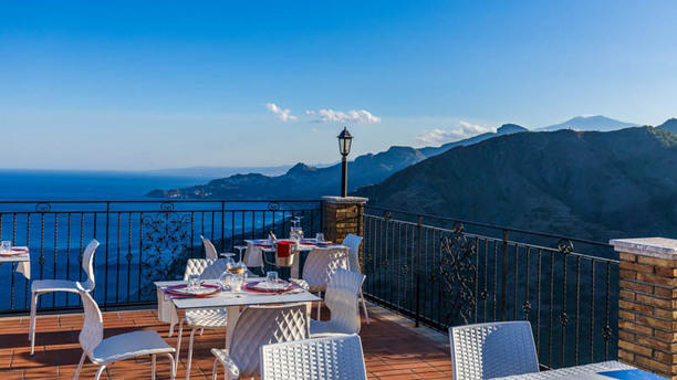 Terrazza Caruso In Forza D Agrò Restaurant Reviews Menu