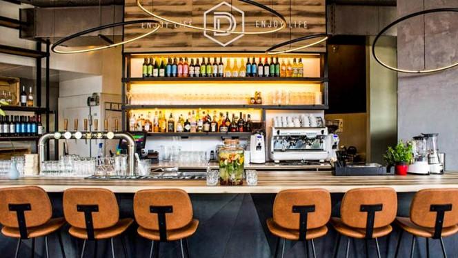 Het restaurant - Dimitri's Amsterdam, Amsterdam