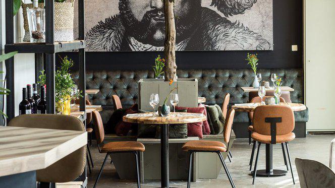 Restaurant - Dimitri's Amsterdam, Amsterdam