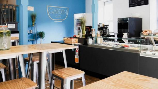 Garden Café Vue de la salle