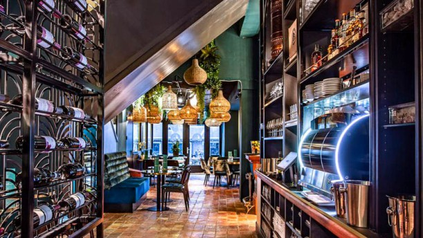 The Governor Het restaurant