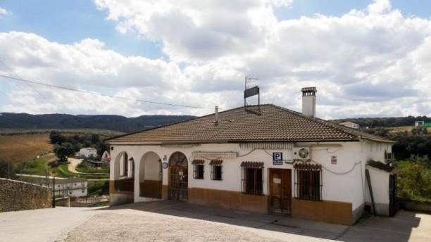 Restaurante Vizcaíno Vista del interior