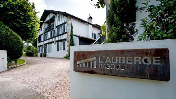 L'Auberge Basque Façade