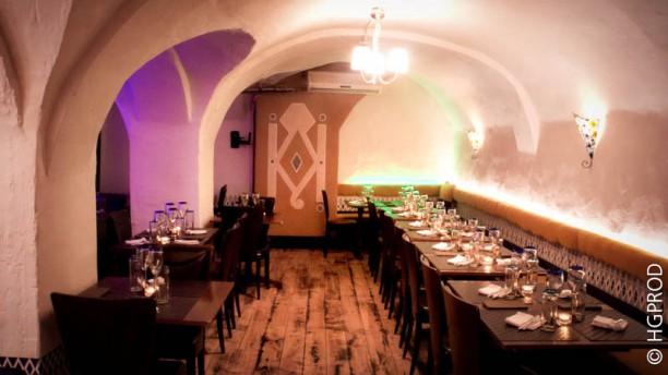 Jungle Club Gourmet Exotique salle