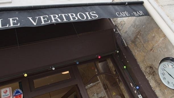 Le Vertbois Bienvenue au Restaurant Le Vertbois