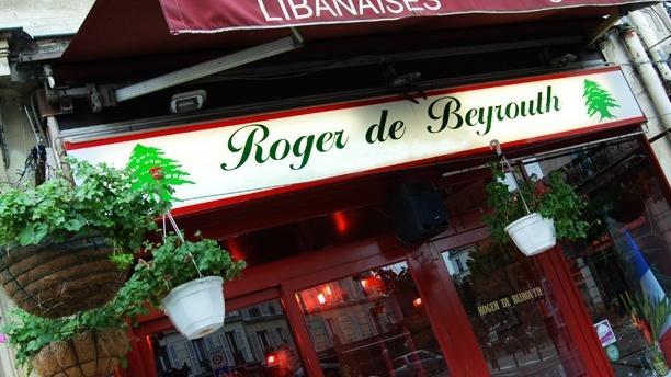 Roger de Beyrouth Bienvenue au restaurant Roger de Beyrouth