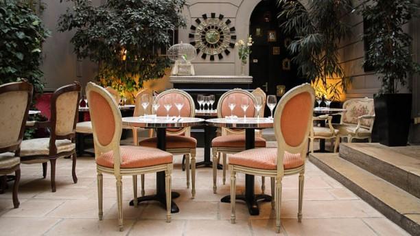 Restaurante le d me du marais en paris men opiniones - Le verre y table restaurant viroflay ...