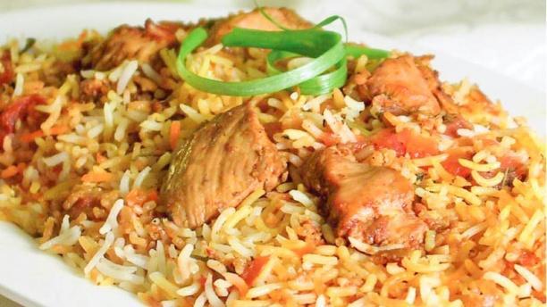 Joyti Restaurant Biryani