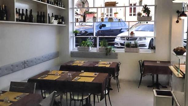 Wish Boulangerie Italiana Interno