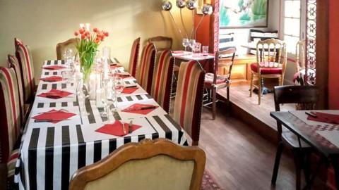 restaurant - La Maison - Manaurie
