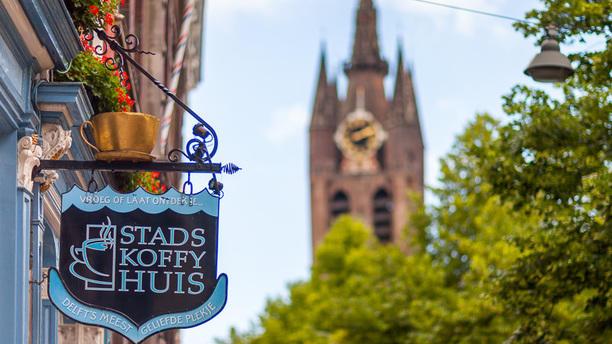 Stads-Koffyhuis Delfts meest geliefde plekje!