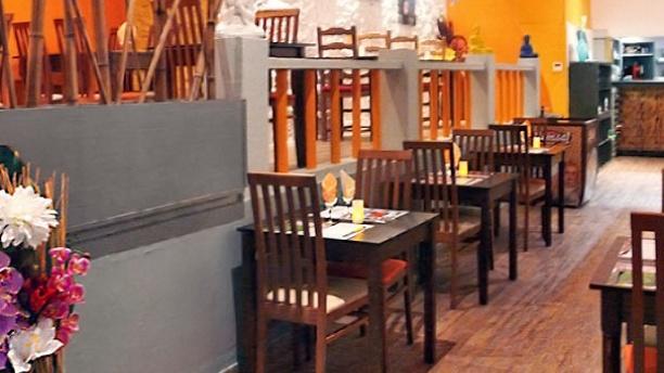 Buddha's Food Salle du restaurant