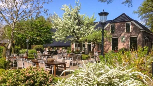De Huiskamer van Drenthe Terras voorjaar