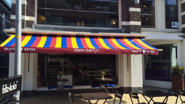 Klein Berlijn Het restaurant
