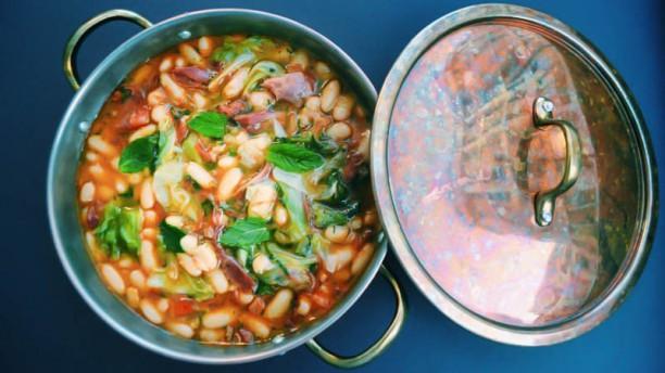 The Sandeman Chiado sugestão prato
