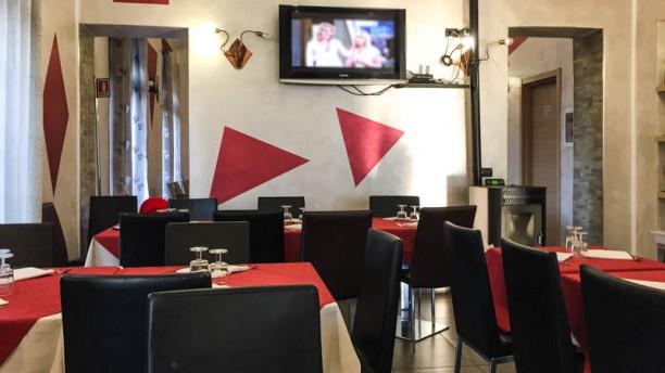 Trattoria Pizzeria Cataleya La sala