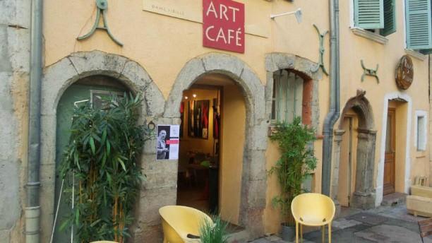 Art café Entrée