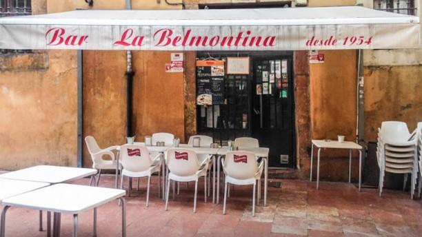 La Belmontina Fachada