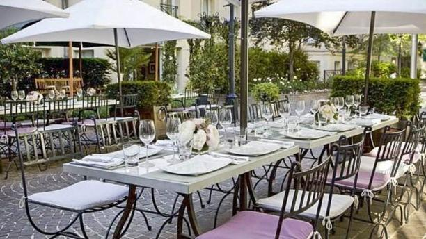 Terrasse jardin marais - Jardins du marais restaurant ...