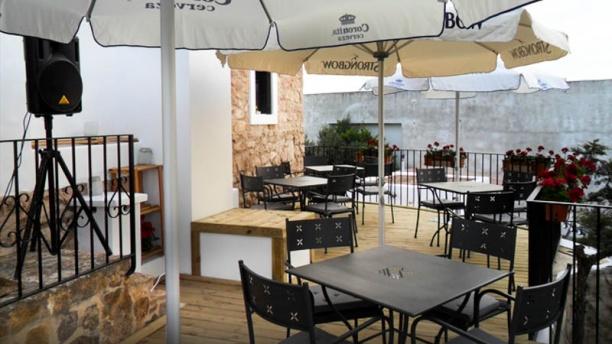 Quartieri Spagnoli La terraza