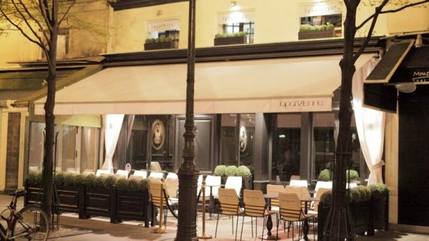 Laparizienne Laparizienne restaurant