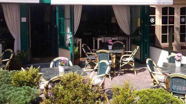 Bistro La Route Het restaurant