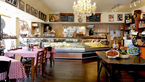 Il Tartufo Het restaurant