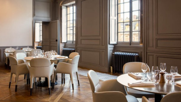 Ore ducasse au chateau de versailles in versailles restaurant reviews menu and prices thefork - Restaurant chateau de versailles ...