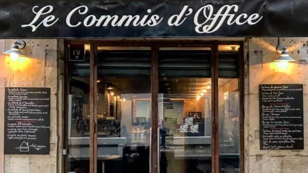 Restaurant le commis d 39 office marseille 13001 menu avis prix et r servation - Avocat commis d office prix ...