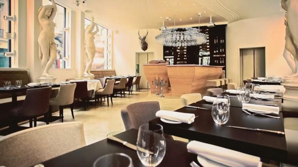 Restaurant les comptoirs du médòc à paris saint lazare