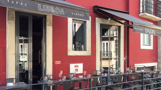 Lisboa - Dalma Old Town Suites Fachada
