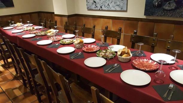 Taberna Carey Vista mesa
