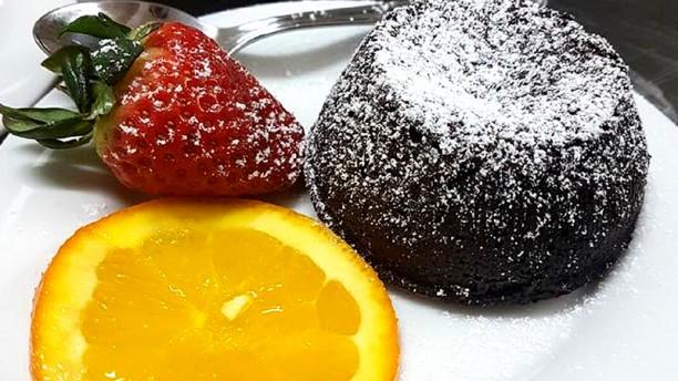 Agriturismo l'Ulivo Supplè al cioccolato e arancia