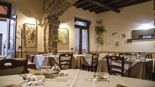 Taverna il Chicco d'Uva Inetrno