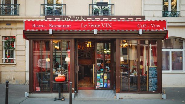 Cafe Le Bosquet Paris Eme