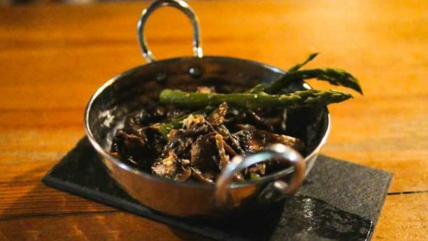 Cocos Beach Club Sugestão do chef